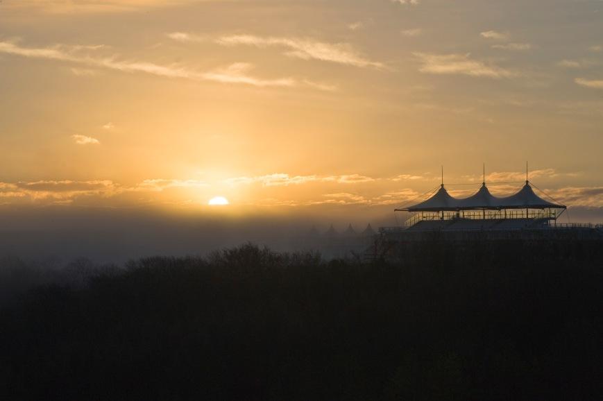 Goodwood Sunrise