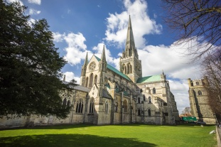 xx Chichester Cathedral Landscape