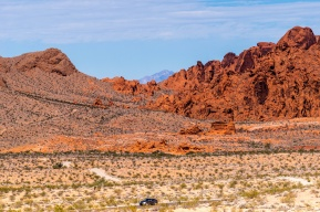 1010 Scale in the Valley of Fire
