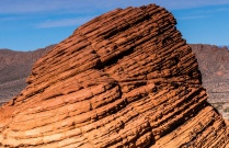 1012 BeeHive Rock at the Valley of Fire