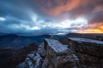 1044 Grand Canyon at Dawn