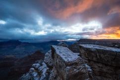 1044 Grand Canyon at Dawn