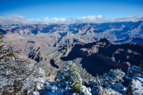 1046 Grand Canyon at Dawn