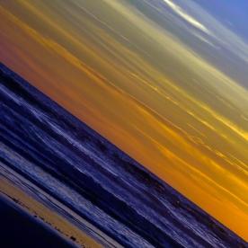 1085 Daytona Sunrise a new angle