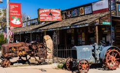 Camp Verde Trading Post, this place encapsulates the history of the area.