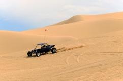 Having fun at the Imperial dunes near Yuma AZ. near the border with Mexico