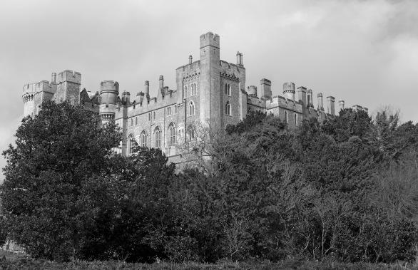 1500 Arundel Castle BW 110418_DSF3490