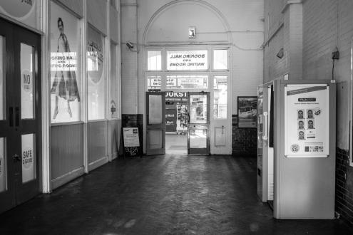 1800 Bognor Railway Station