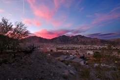 1800 Boulder City at sunset 230120_DSF1371