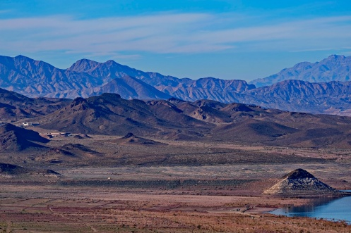 Nevada by Lake Mead