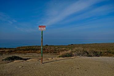 The Pacific Ocean near Oceanside