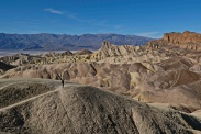 Strange Landscape at Death Valley