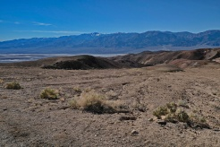 Death Valley in the distance